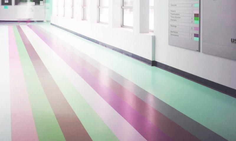 Hospital_wayfinding lanes, Mondo