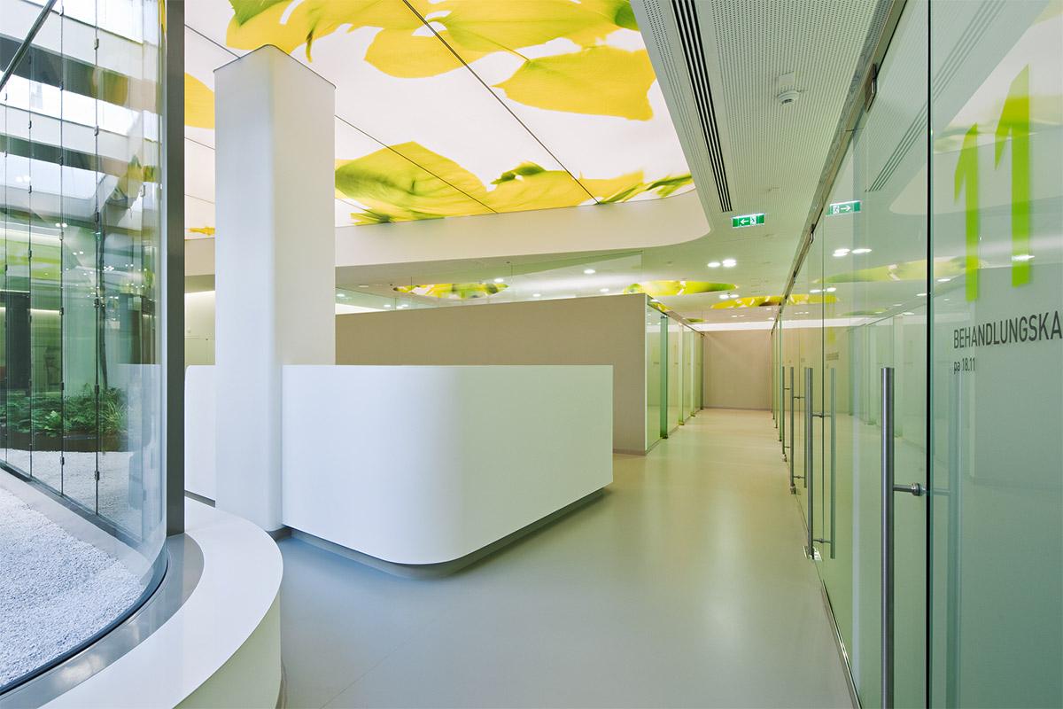 Clinic center u3 bkk lakonis architekten vienna austria kayar mondo - Lakonis architekten ...