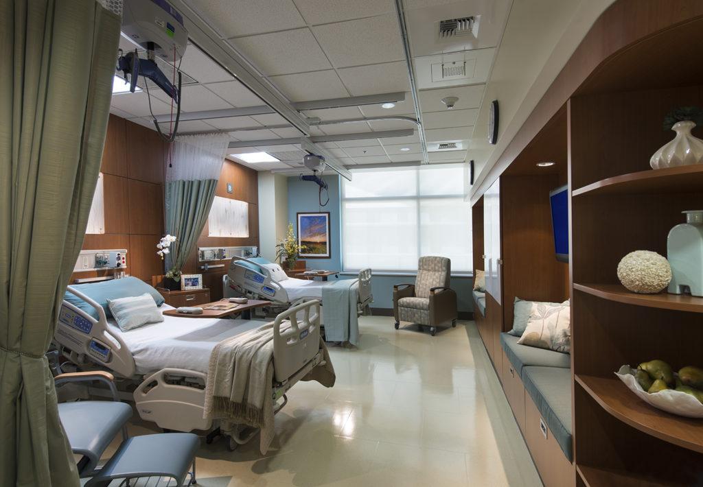 Hospital Room Camp Pendleton Room