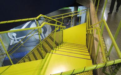 Institute-National-of-Sport, Quebec, Mondo Contract Flooring