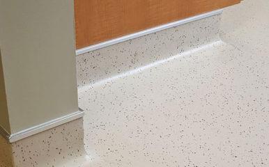 rubber flooring for senior care