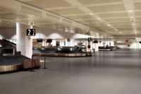 Marco Polo Airport With Rubber Floor Installment