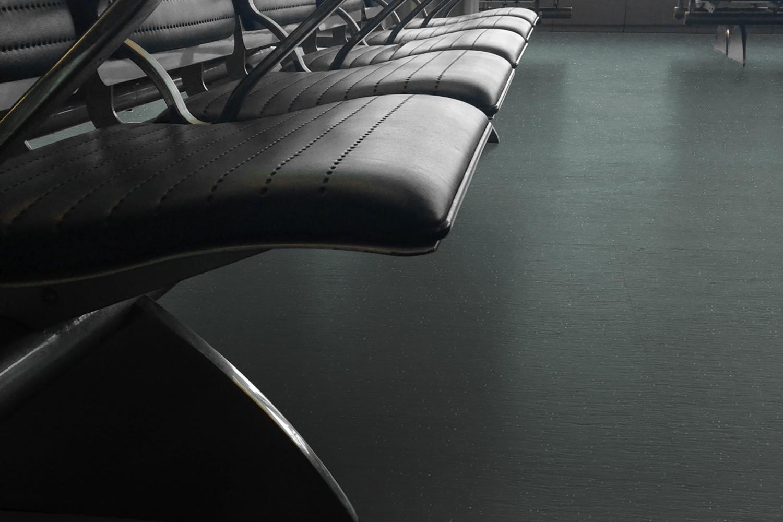 St Johns Airport, Mondo Contract Flooring