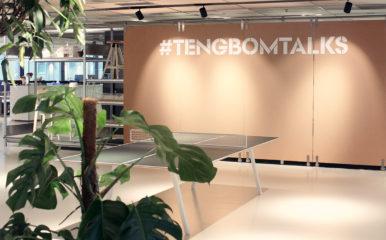 Tengbom Arkitekter offices