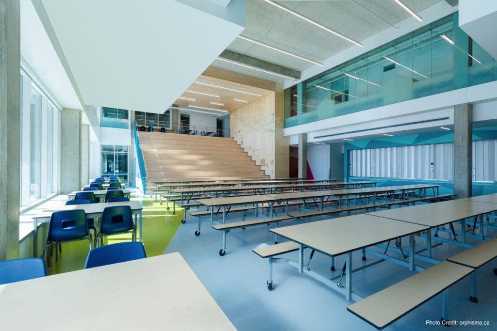 innovative school flooring
